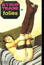Strip Tease Folies N°1. - Couverture - Format classique