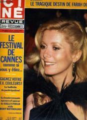 Cine Revue - Tele-Programmes - 60e Annee - N° 21 - Une Semaine De Vacances - Couverture - Format classique