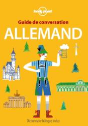 GUIDE DE CONVERSATION ; allemand (6e édition)  - Collectif