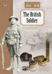 Vente livre :  The british soldier  - Lawrence Brown