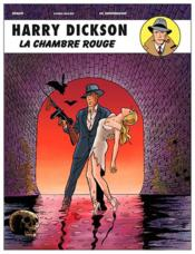 Harry Dickson T.12 ; la chambre rouge  - Christian Vanderhaeghe - Renaud