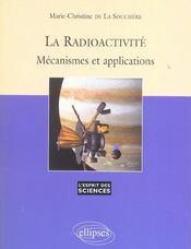 La Radioactivite Mecanismes Et Applications No27 - Intérieur - Format classique