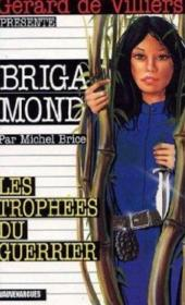 Brigade mondaine t.220 ; les trophees du guerrier - Couverture - Format classique