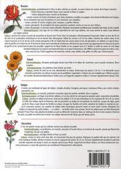 Petit Guide T.172 ; Le Jardinage T.3 ; Les Fleurs - 4ème de couverture - Format classique