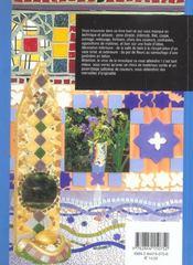 Mosaique Creative - 4ème de couverture - Format classique