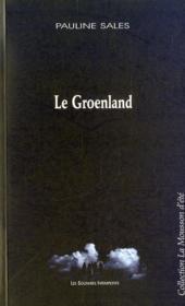 Le Groenland - Couverture - Format classique