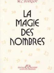 La magie des nombres - Couverture - Format classique