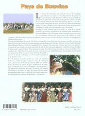 Pays De Bouvine - 4ème de couverture - Format classique