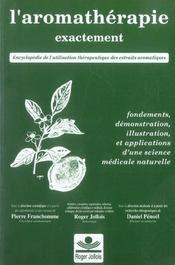 Aromatherapie Exactement - Intérieur - Format classique
