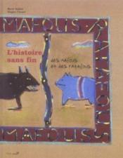 L'Histoire Sans Fin Des Mafous Et Des Ratafous - Couverture - Format classique