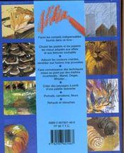 100 Astuces Les Pastels - 4ème de couverture - Format classique