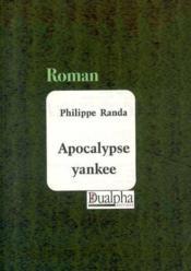 Apocalypse yankee - Couverture - Format classique