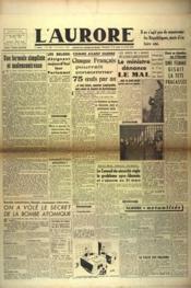Aurore (L') N°467 du 17/02/1946 - Couverture - Format classique