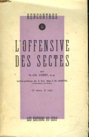 L'Offensive Des Sectes. - Couverture - Format classique