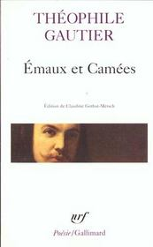 Vente  Emaux et camees - albertus  - Theophile Gautier