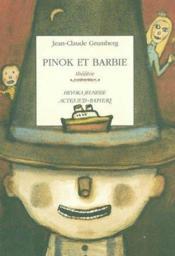 Pinok et Barbie - Couverture - Format classique