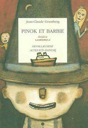 Pinok et Barbie - Intérieur - Format classique