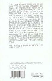 Un The En Amazonie (1ere Ed) - 4ème de couverture - Format classique