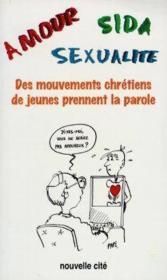 Amour, sexualite, sida - Couverture - Format classique