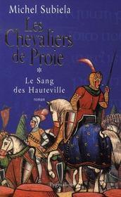 Le Sang Des Hauteville T.1 Les Chevaliers De Proie - Intérieur - Format classique