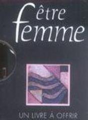 Etre Femme - Intérieur - Format classique