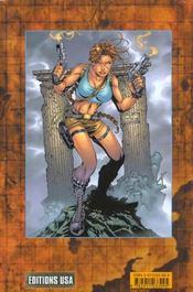 Tomb Raider T.2 - 4ème de couverture - Format classique