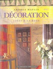 Decoration Idees A La Page - Intérieur - Format classique