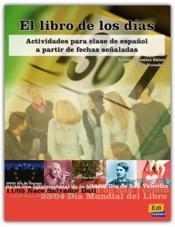El Libro De Los Dias - Couverture - Format classique