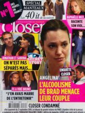 Closer N°228 du 24/10/2009 - Couverture - Format classique