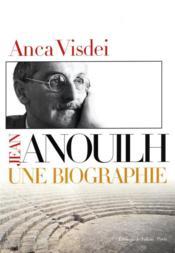 Jean Anouilh - Couverture - Format classique