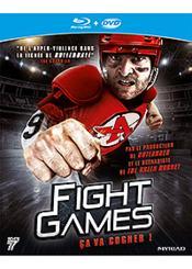 Fight Games - Couverture - Format classique