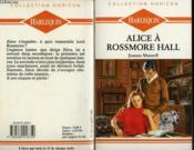 Alice A Rosemore Hall - Lord And Master - Couverture - Format classique