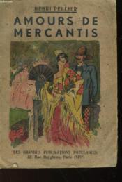 Amours De Mercantis - Du N°34 Au N°65 - Couverture - Format classique