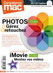 Vente livre :  Competence Mac N.42 ; Les Guides Complets Photos Et Imovie  - Collectif