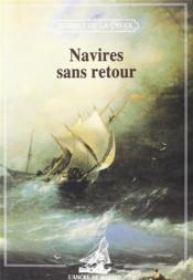 Navires sans retour - Couverture - Format classique