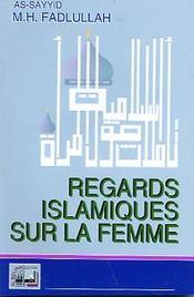 Regards Islamiques Sur La Femme - Intérieur - Format classique