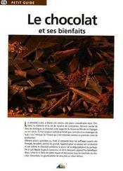 Petit Guide T.174 ; Le Chocolat Et Ses Bienfaits - Intérieur - Format classique