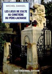 Cimetiere Pere Lachaise - Couverture - Format classique