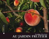 Au jardin fruitier - Couverture - Format classique