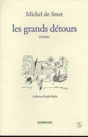 Grands Detours (Les) - Couverture - Format classique