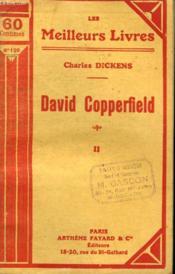David Copperfield. Tome 2. Collection : Les Meilleurs Livres N° 126. - Couverture - Format classique