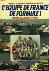 L'Equipe De France De Formule 1 - Couverture - Format classique