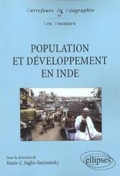 Population Et Developpement En Inde - Intérieur - Format classique