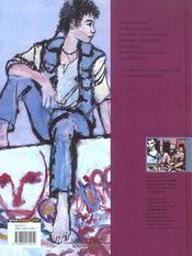 Les yeux dans le mur t.1 - 4ème de couverture - Format classique
