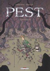 Pest t.1 ; le défosseur - Intérieur - Format classique