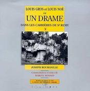 Un Drame Dans Les Carrieres De Saint Remy - Intérieur - Format classique