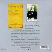 Un Drame Dans Les Carrieres De Saint Remy - 4ème de couverture - Format classique