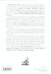 Histoires Extraordinaires De La Mer - 4ème de couverture - Format classique