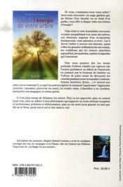 Captez l'énergie de votre arbre - 4ème de couverture - Format classique