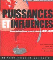 Puissances Et Influences - Intérieur - Format classique